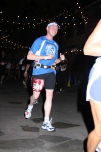 Running though Asia during Disney's Inaugural Wine and Dine Half Marathon